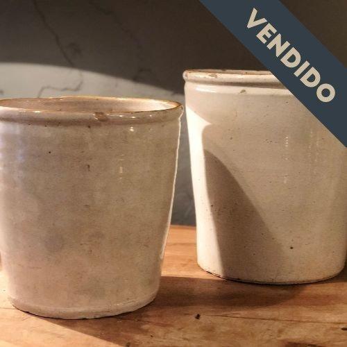 2 vasijas italianas antrazita